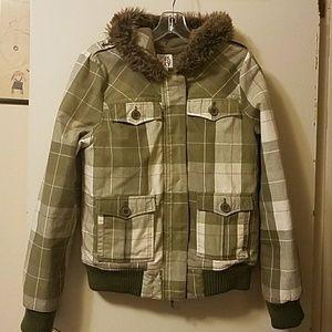Great Roxy coat. Like new